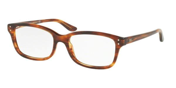 RALPH LAUREN RL6062 STRIPPED HAVANA