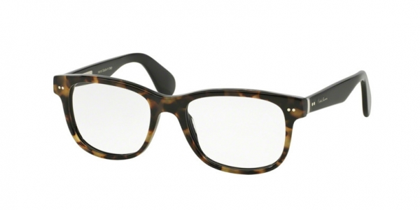 RALPH LAUREN RL6127P SHINY SPOTTY TORTOISE ON BLACK