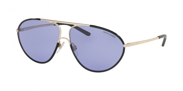 RALPH LAUREN RL7066J LIGHT GOLD/BLACK