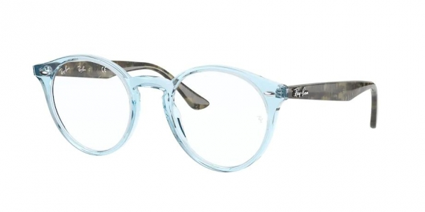 RAY-BAN RX2180V LIGHT BLUE