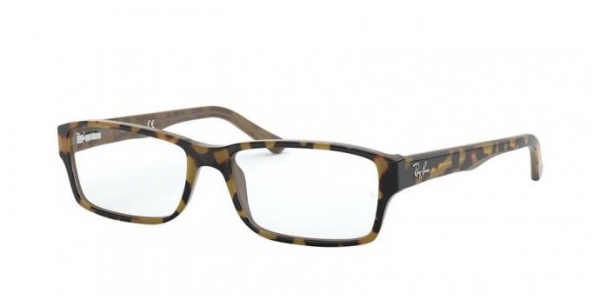 RAY-BAN RX5169 TOP YELLOW ON HAVANA OPAL BEIG