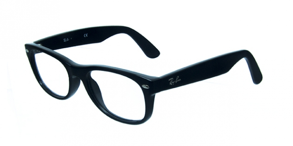 RAY-BAN RX5184 NEW WAYFARER SHINY BLACK
