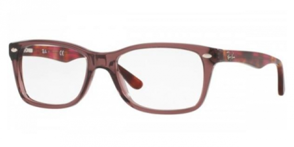 RAY-BAN RX5228 OPAL BROWN