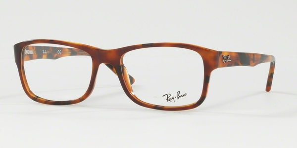 RAY-BAN RX5268 TOP BROWN HAVANA/YELLOW HAVANA