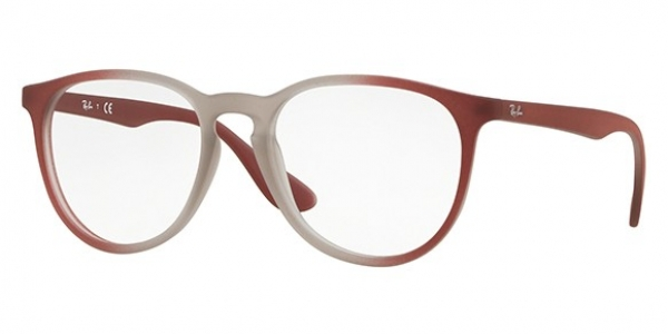 a2ca8fc11e RAY-BAN RX7046 LIGHT BROWN ON BRORDEAUX GRADI