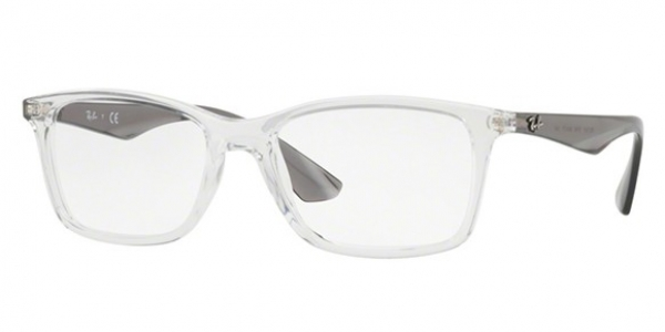 RAY-BAN RX7047 TRASPARENT