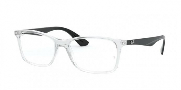 RAY-BAN RX7047 TRANSPARENT