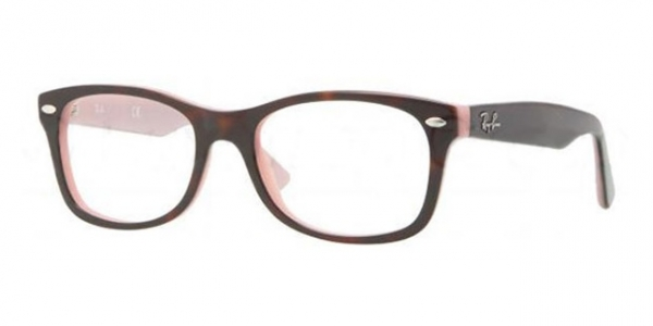 RAY-BAN JUNIOR RY1528 TOP HAVANA/OPALINE PINK