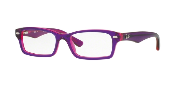 RAY-BAN JUNIOR RY1530 TOP VIOLET ON FUXIA FLUO