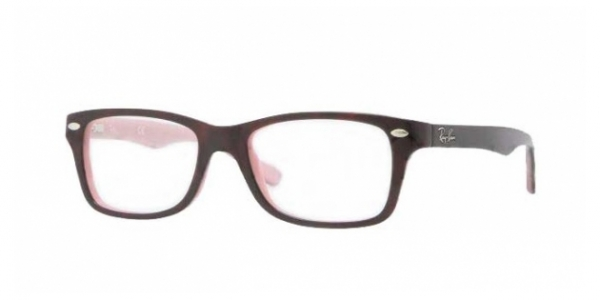 RAY-BAN JUNIOR RY1531 TOP HAVANA ON OPAL PINK