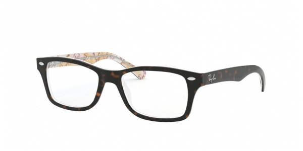 RAY-BAN JUNIOR RY1531 HAVANA ON TEXTURE PINK BROWN