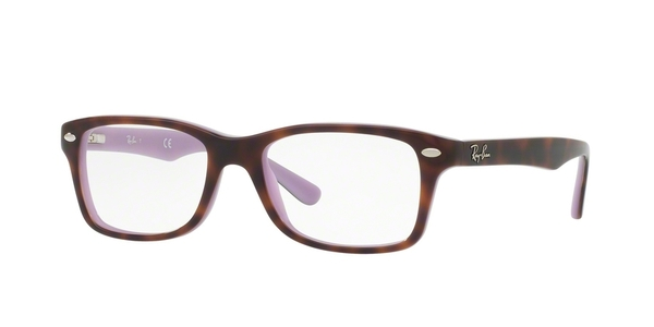 RAY-BAN JUNIOR RY1531 TOP HAVANA ON VIOLET