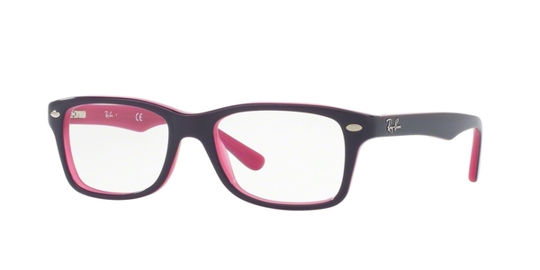 RAY-BAN JUNIOR RY1531 TOP VIOLET ON FUCSIA