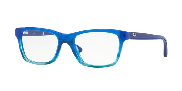 RAY-BAN JUNIOR RY1536 BLUE STRIPED GRADIENT