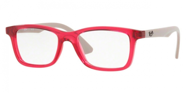 RAY-BAN JUNIOR RY1562 TRASPARENT CHERRY