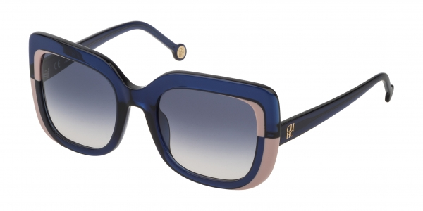 CAROLINA HERRERA SHE786 SHINY TRANSPARENT BLUE