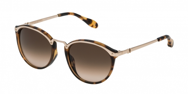 CAROLINA HERRERA NEW YORK SHN041M GOLDEN  HAVANA