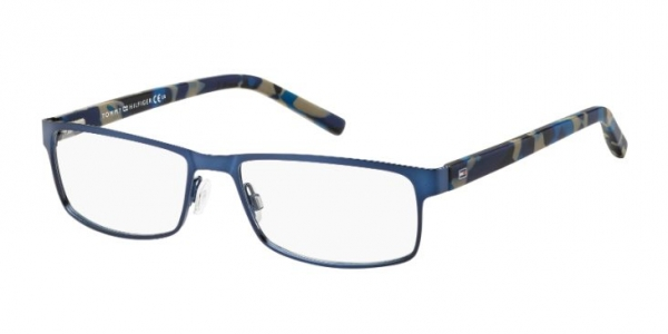 TOMMY HILFIGER TH 1127 MATT BLUE