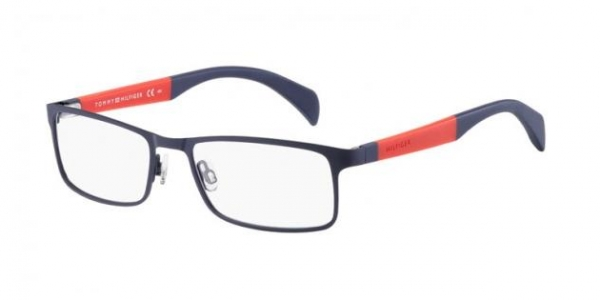 TOMMY HILFIGER TH 1259 BLUE RED