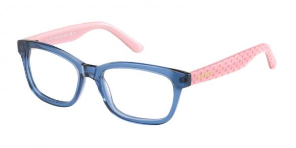 TOMMY HILFIGER TH 1276         BLUE PINK