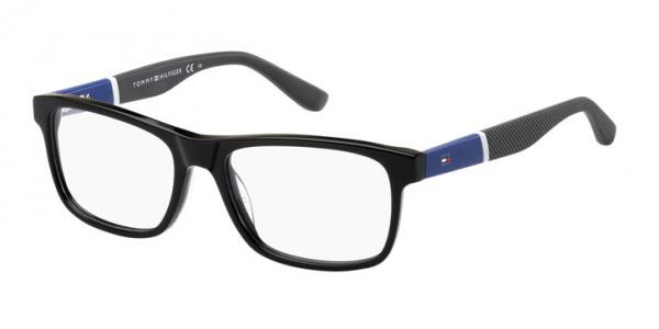 7e0d06db89e Tommy Hilfiger Prescription Glasses TH 1282 FMV 52 17
