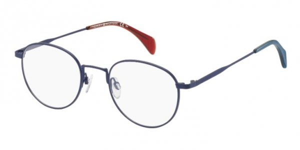 TOMMY HILFIGER TH 1467         MATT BLUE