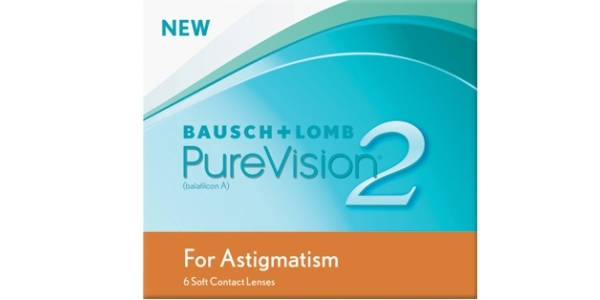 BAUSCH & LOMB PUREVISION 2 FOR ASTIGMATISM C6