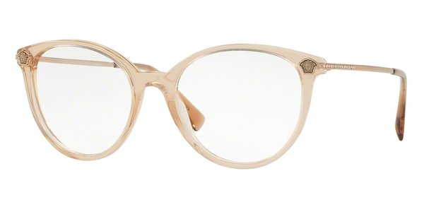VERSACE VE3251B TRANSPARENT LIGHT BROWN