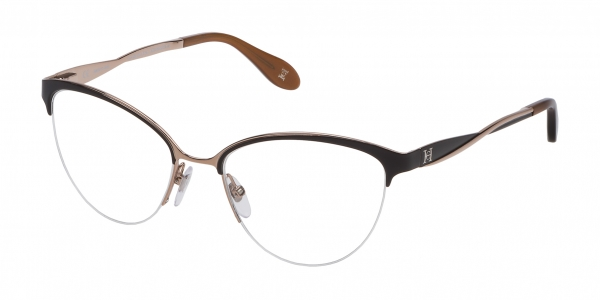 CAROLINA HERRERA NEW YORK VHN046M DARK BROWN