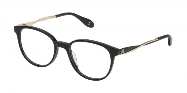CAROLINA HERRERA NEW YORK VHN580 BLACK / GOLD
