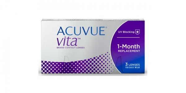 JOHNSON & JOHNSON ACUVUE VITA 3