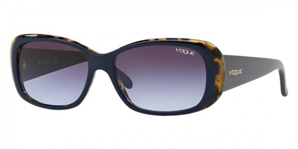VOGUE EYEWEAR VO2606S TOP BLUE/TORTOISE