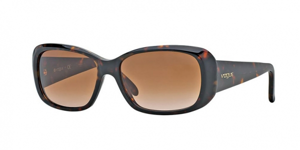 VOGUE EYEWEAR VO2606S HAVANA BROWN GRADIENT