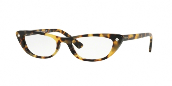 VOGUE EYEWEAR VO5236B BROWN YELLOW TORTOISE