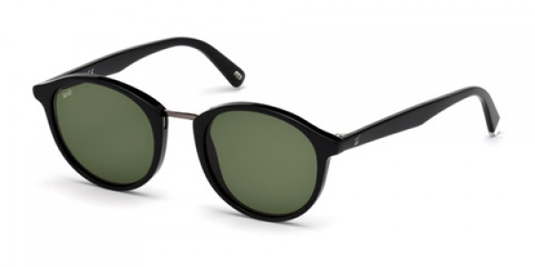 WEB EYEWEAR WE0236 Black Shine