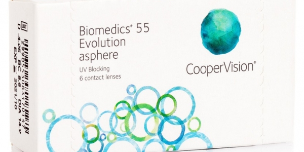 COOPER VISION BIOMEDICS 55 EVOLUTION (6)